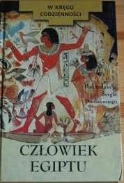 Okładka książki Człowiek Egiptu