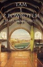 Okładka książki Tam i z powrotem. Mapa do Hobbita