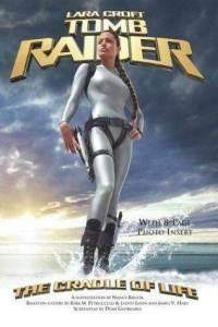 Okładka książki Lara Croft. Tomb Raider. Kolebka Życia