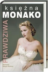 Okładka książki Prawdziwa księżna Monako