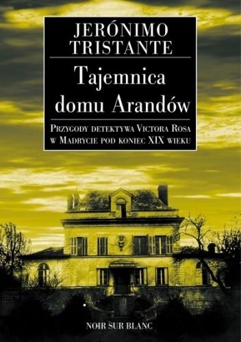 Okładka książki Tajemnica domu Arandów