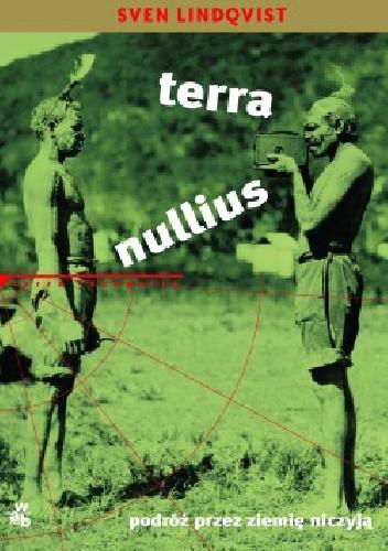 Okładka książki Terra nullius. Podróż przez ziemię niczyją