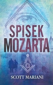 Okładka książki Spisek Mozarta