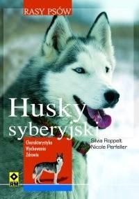 Okładka książki Husky syberyjski