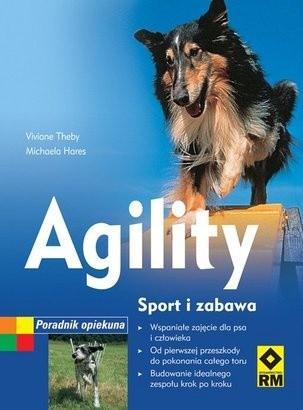 Okładka książki Agility: Sport i zabawa