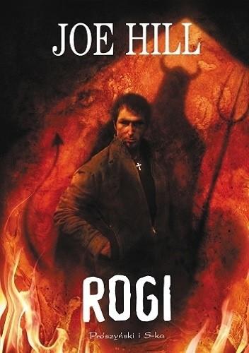 Okładka książki Rogi