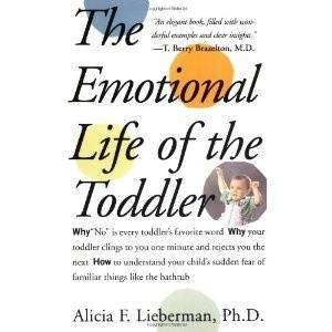 Okładka książki Emotional Life of the Toddler