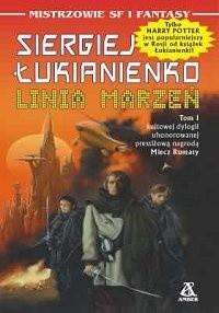 Okładka książki Linia marzeń