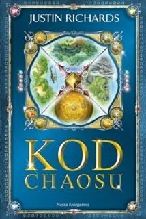 Okładka książki Kod Chaosu
