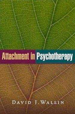 Okładka książki Attachment in Psychotherapy