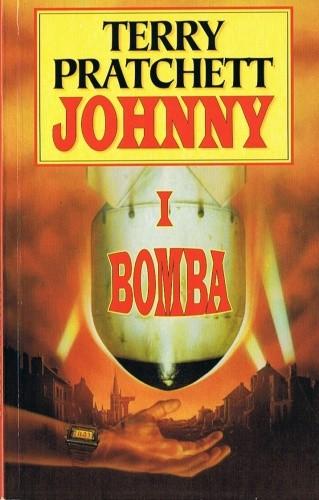 Okładka książki Johnny i bomba