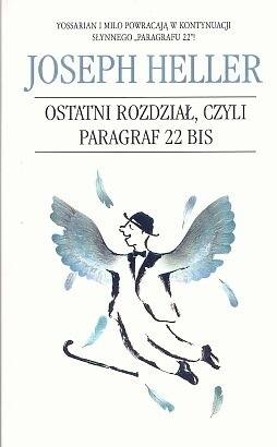 Okładka książki Ostatni rozdział, czyli Paragraf 22 bis
