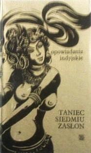 Okładka książki Taniec siedmiu zasłon