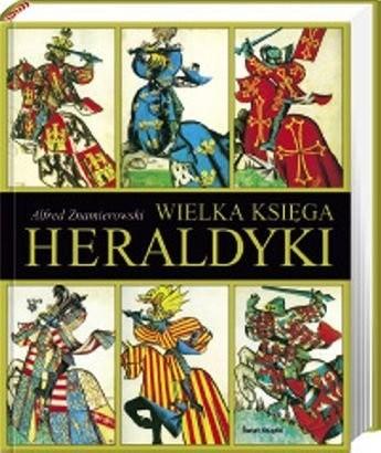 Okładka książki Wielka księga heraldyki