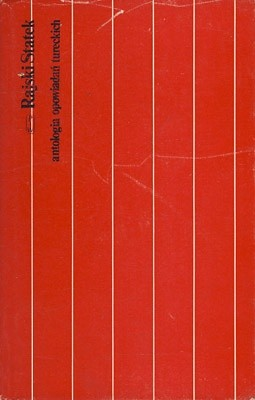 Okładka książki Rajski statek: antologia opowiadań tureckich