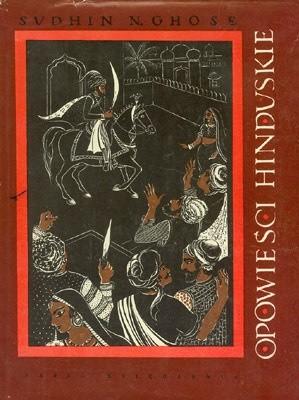 Okładka książki Opowieści hinduskie