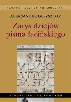 Okładka książki Zarys dziejów pisma łacińskiego