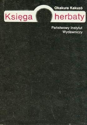 Okładka książki Księga herbaty
