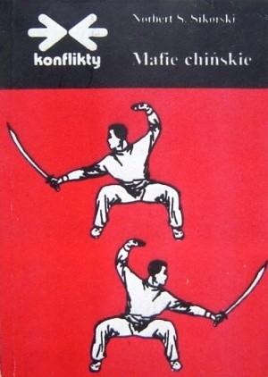 Okładka książki Mafie chińskie