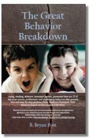 Okładka książki The Great Behavior Breakdown