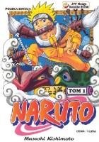 Naruto tom 1 - Naruto Uzumaki
