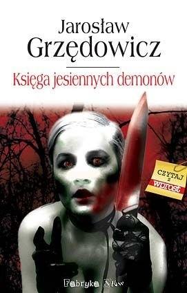 Okładka książki Księga jesiennych demonów
