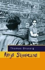 Okładka książki Aleja Słoneczna