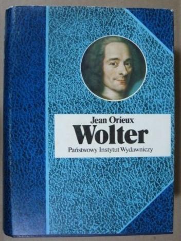 Okładka książki Wolter czyli królewskość ducha