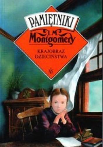 Okładka książki Krajobraz dzieciństwa - pamiętniki