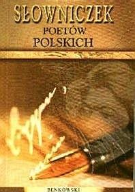 Okładka książki Słowniczek poetów polskich
