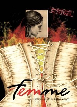 Okładka książki emFemme, numer 4 (4) 2010