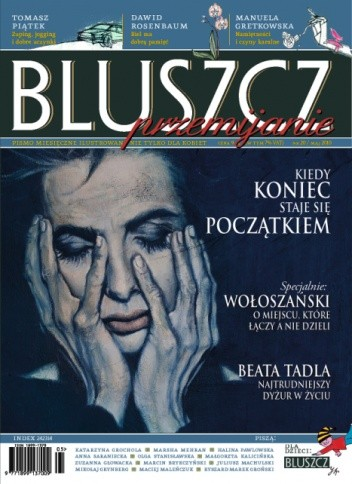 Okładka książki Bluszcz, nr 20 / maj 2010