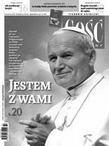 Okładka książki Gość Niedzielny, nr 14/2010