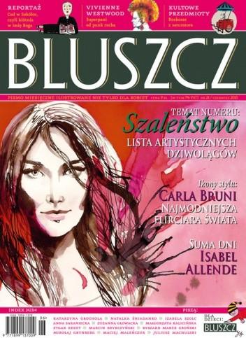 Okładka książki Bluszcz, nr 21 / czerwiec 2010