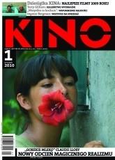 Okładka książki Kino nr 1/styczeń 2010