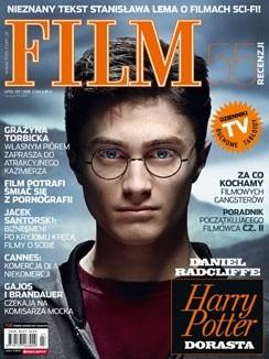 Okładka książki Film, lipiec (07) 2009