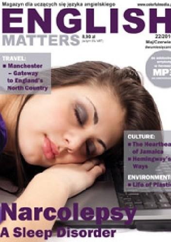 Okładka książki English Matters, 22/2010 (maj/czerwiec)
