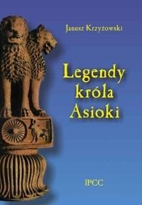 Okładka książki Legendy króla Asioki
