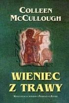 Okładka książki Wieniec z trawy