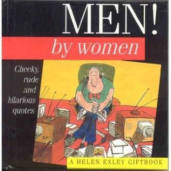 Okładka książki Men! by women
