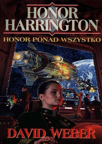 Okładka książki Honor ponad wszystko