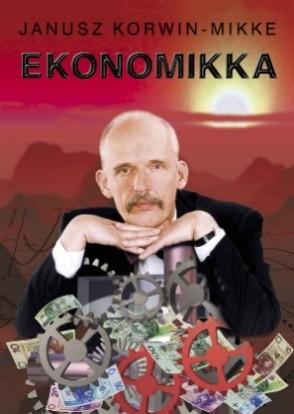 Okładka książki Ekonomikka