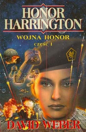 Okładka książki Wojna Honor część 1