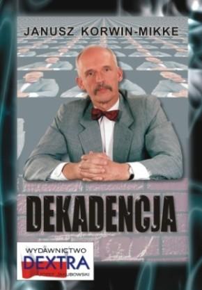 Okładka książki Dekadencja