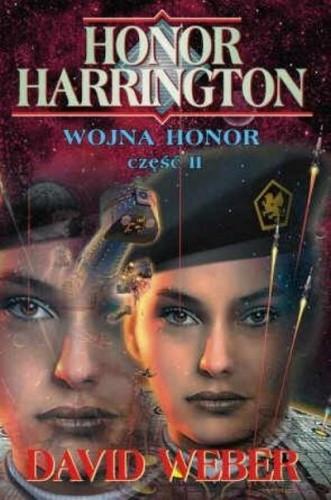 Okładka książki Wojna Honor część 2