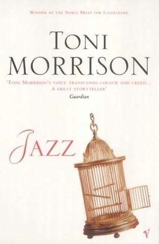Okładka książki Jazz