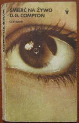 Okładka książki Śmierć na żywo