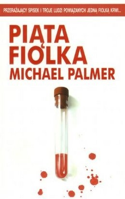 Okładka książki Piąta fiolka