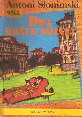 Okładka książki Dwa końce świata