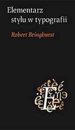 Okładka książki Elementarz stylu w typografii